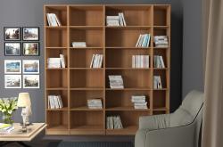 Стеллажи и книжные шкафы