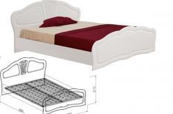 Кровать №2  Тиффани