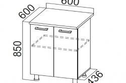 Модуль С600 для Кухни Фрукты