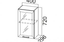 Модуль Ш400с для Кухни Фрукты