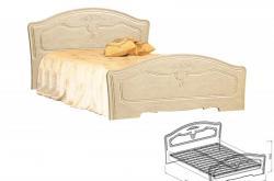 Кровать №1 Лира