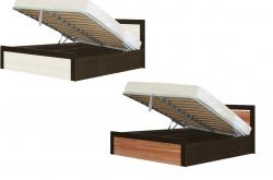 Кровать №1 с подъемным механизмом Токио
