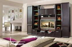 Модульная гостиная Корвет люкс Вар 6