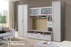 Модульная гостиная Корвет люкс Вар 8
