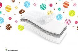 Матрас Дельта для кроватей-машинок