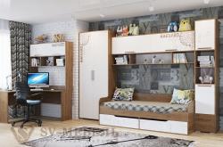 Набор подростковой мебели Гарвард Вар1