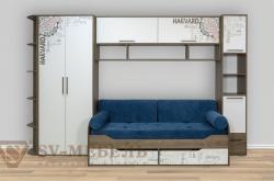 Набор подростковой мебели Гарвард Вар2
