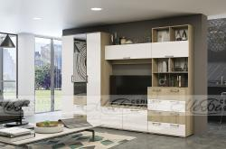 Модульная система для гостиной Белладжио Вар 3
