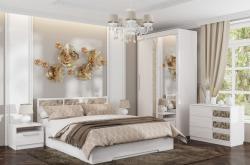 Модульная система для спальни Николь 1 Вар 2