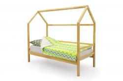 Детская кровать - домик Svogen натура
