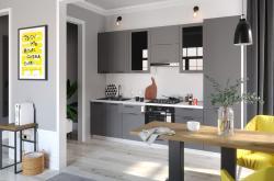 Модульная кухня Глетчер (Комплектация 2)