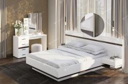 Модульная спальня Соло Вар1