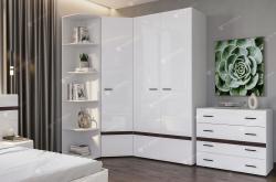 Модульная спальня Соло Вар2